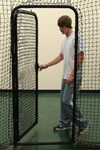 Batting Cage Door