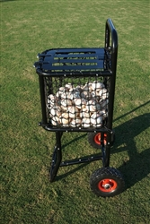 Pro Ball Cart- Medium w/ Lid