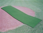 Plain 12x4 Pitchers Mat